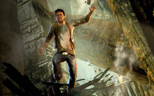 Фотография Uncharted Wallpaper 005